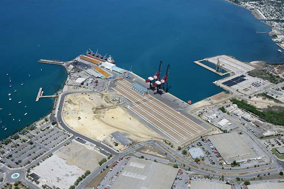Port of The Americas